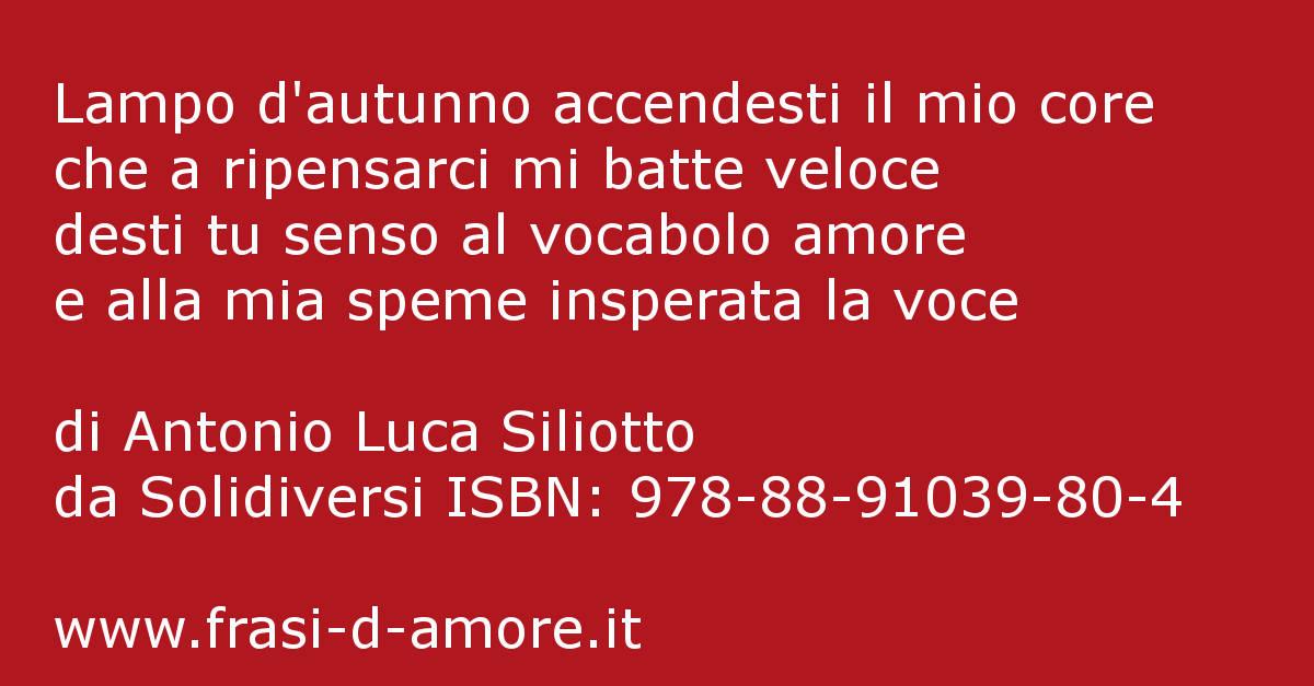 Le 999 Frasi Damore.Poesie D Amore